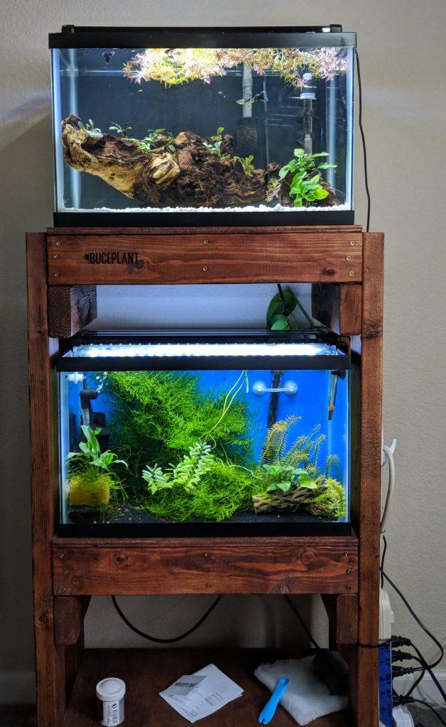Diy Aquarium Rack Build Odin Aquatics