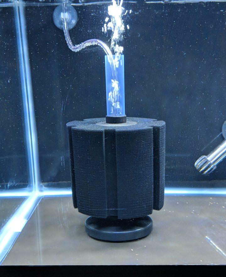 Bacto-Surge Sponge Filter