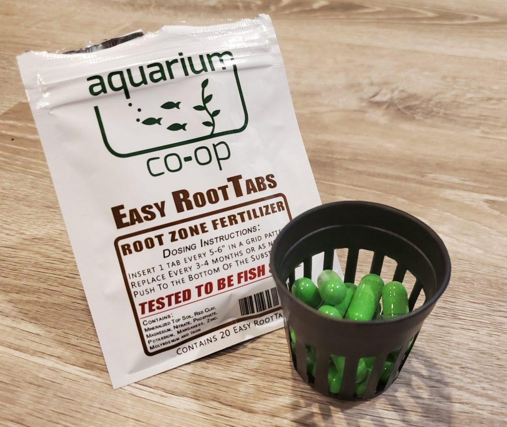 Root Tabs for Aquarium Plants
